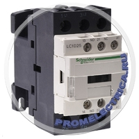 LC1D32P7 КОНТАКТОР3Р,32A,НО+НЗ,230V50ГЦ Schneider Electric