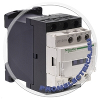 LC1D18BD КОНТАКТОР3Р,18A,НО+НЗ,24V-,ОГРАН Schneider Electric
