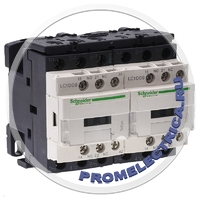 LC2D18M7 КОНТАКТОР РЕВ3Р,18A,НО+НЗ,220V50/60ГЦ, Schneider Electric