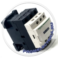 LC1D18Q7 КОНТАКТОР3Р,18A,НО+НЗ,380V50ГЦ Schneider Electric